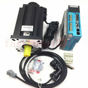 Jmc 35nm 4956ozf in Closed Loop Stepper Motor Nema52 Servo Driver Kits 3 Phase