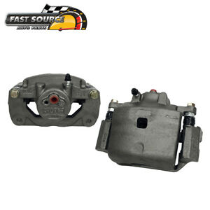 For Ford Fusion Lincoln Mkz Mazda 6 Mercury Milan Front Oe Brake Calipers
