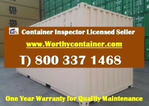 New Shipping Container 20ft Hc One Trip Shipping Container In Chicago Il