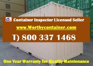 New Shipping Container 20ft Hc One Trip Shipping Container In Houston Tx