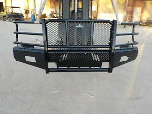Ranch Hand Summit Front Bumper Chevy 1500 08 09 10 11 12 13 Fsc08hbl1 Bb123n