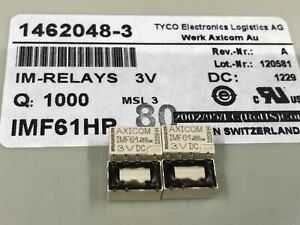 Imf61hr Imf61 Magnetic Latching Relay 2a 3vdc 7 Pins X 10pcs