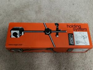Noga Nogaflex Magnetic Holding Base Dial Indicator Holder Nf61003 New Lathe Mill