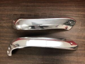 1962 1963 1964 Chevy Impala Lower Front Bench Seat Trim 1219