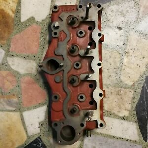 Nos Cylinder Head For Jeep Willys With F134 Engine