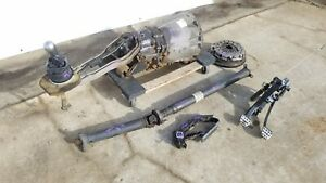 Mercedes Crossfire M112 6 Speed Manual Transmission Swap Conversion