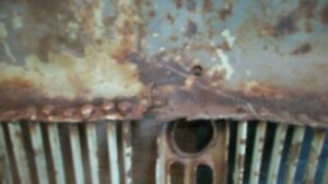 Original Ford 8n 9n Tractor Front Grill Guard 9n 8n Ford