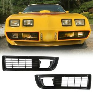 For 1979 1981 Firebird And Trans Am Grille Set W Fitting Kit