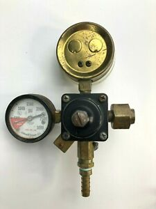 Cornelius Pl 60 Primary Regulator W Gauges For Co2 N2o Fs 2600 Psi Max