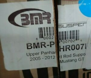 Bmr Phr007r Panhard Bar Steel Red Powdercoated Ford Mustang 2005 12 Gt Rb2b