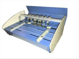 18 Electric 3 in 1 Scorer Perforator Paper Creasing Machine Scoring Creaser