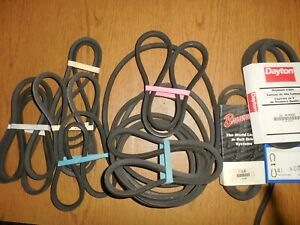 Various V belts For Offset Printing Presses Machinery