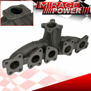 Audi 2 2l 20v S2 S4 Rs2 K24 K26 Iron Cast Turbo Exhaust Manifold Boost Upgrade