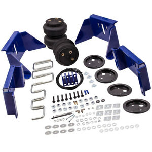 Air Helper Spring Suspension Kit Fit Chevy Dodge Ford Gmc Pickup Loadlifter 5000