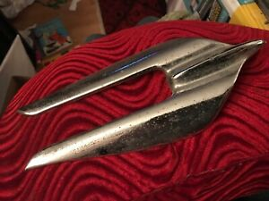 Ford 1949 1950 Trim Wing Hood Ornament Ray Russell Ind Design Mercury