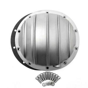 Gm 8 5 8 6 Ring Rear Differential Cover 10 Bolt Satin Aluminum