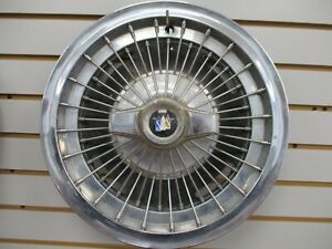 1965 1966 1967 Buick Spinner Wire Wheel Cover Hubcap Oem 65 66 67