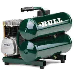 Rolair Fc2002 2 Hp Single Stage The bull Hand Carry Air Compressor