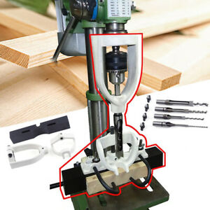 Woodworking Opening Locator Set Drilling Tenon Joint For Drilling Tools Machine
