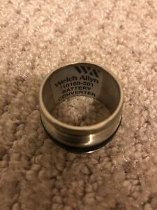 Welch Allyn Original Battery Converter Tube 710168 501 Excellent Condition
