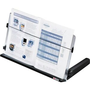 3m In line Document Holder 4 Height X 18 Width Clear Dh640 1 Each