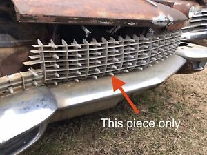 1960 Cadillac Grill Parting Out Car