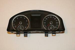 10 10 Vw Tiguan 2 0l Turbo Instrument Cluster Speedometer Gauge 52 899 52388