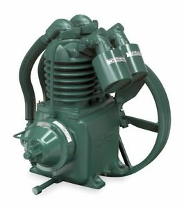 Champion 1 stage Splash Lubricated Air Compressor Pump With 2 Qt Oil Capacity