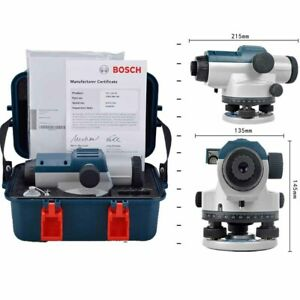 Bosch Level Gol32d Level Outdoor Engineering Construction Level Automatic Gol 32