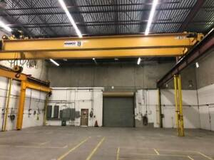 20 Ton Overhead Crane Pick Up Only