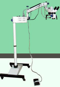 Gss Dental Microscope Surgical Microscope Motorized Ccd Monitor For Live View