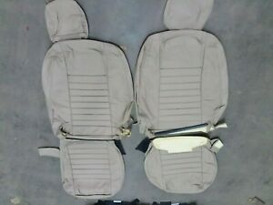 2005 2009 Ford Mustang Coupe Katzkin Leather Interior with Front Seat Srs Air