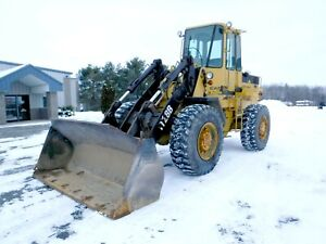 Cat It28b Wheel Loader With Only 11083 Hours