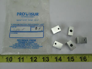 Formax Provisur Meat Patty Mold Machine Replacement Lot Of 5 Blocks 4016 a Skuc6