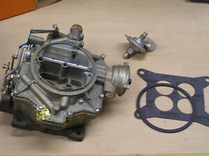 New Rochester 4gc 1956 Oldsmobile 88 98 Starfire 4 Barrel Carburetor In Gm Box 6
