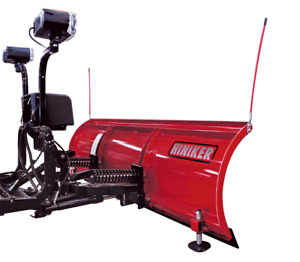New Hiniker 7 5 model 2753 Conventional Snow Plow fits Ford 99 04 Complete