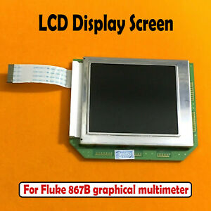 Lcd Screen Display Panel Replacement For Fluke 867b Graphical Multimeter Parts