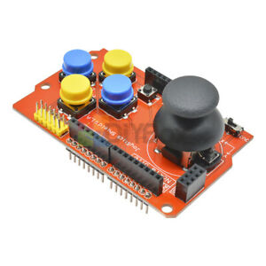 Joystick Keypad Shield Ps2 Gamepads For Arduino Nrf24l01 Nokia 5110 Mega 2560
