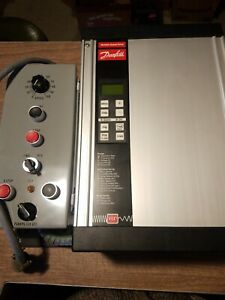 Danfoss Variable Speed Drive Vlt 3002 With Mounted Controller