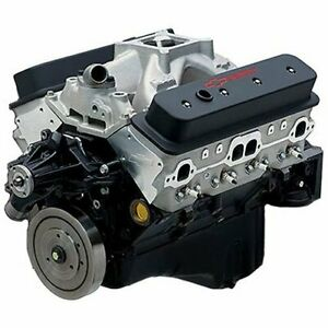 Chevrolet Performance 19355722 Sp383 Deluxe 383ci Engine 435 Hp 5600 Rpm 445 F