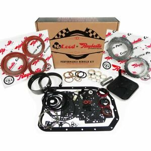 Mcleod 88023k Performance Transmission Rebuild Super Kit 1997 2003 46re 47re Ray