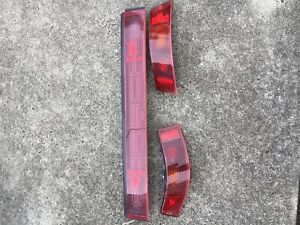 Porsche 911 964 1989 1994 Tail Lights Set Left Right And Center