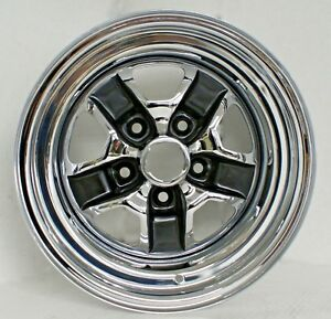 Oldsmobile Ssii Wheels Chrome 15x10 15x7