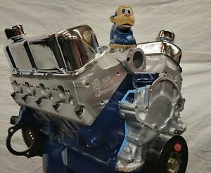 351w Stroker 383 Ford Crate High Perf Balanced Engine With Aluminum Heads