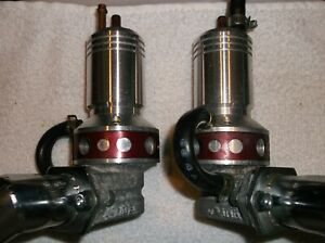 Apexi Blow Off Valve Set 300zx Twin Chamber Z32 Bov Made In Japan Rare Set