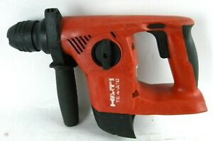 Hilti Rotary Hammer Drill Te 4 a18 tool Only tg 2