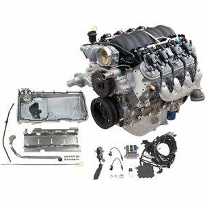 Chevrolet Performance 19370416k Ls3 6 2l 376ci Engine Kit 430 Hp 5900 Rpm 425