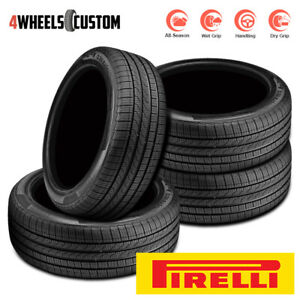 4 X New Pirelli Cinturato P7 All Season Plus 205 55r16 91v Tires