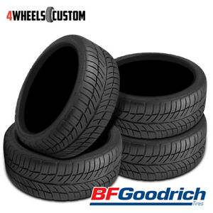 4 X New Bf Goodrich G force Comp 2 A s 275 35zr18 95w Tires