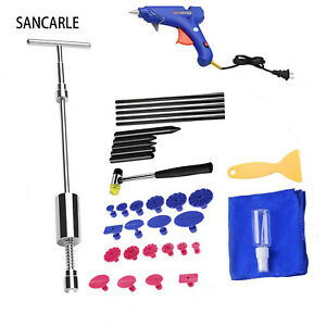 Auto Kit Car Hail Auto Body Paintless Dent Removal Repair Tools Damage Remover